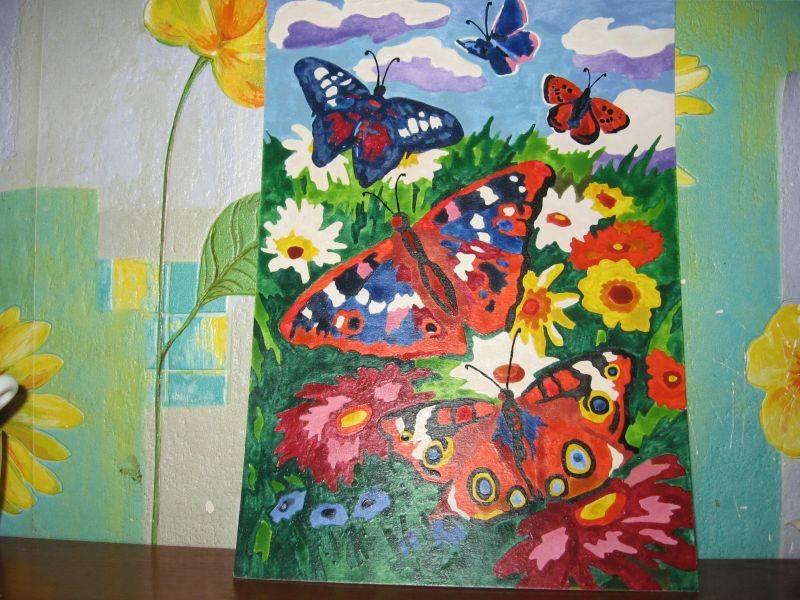 Иллюстрация 1 из 16 для Бабочки | Лабиринт - игрушки. Источник: rizik