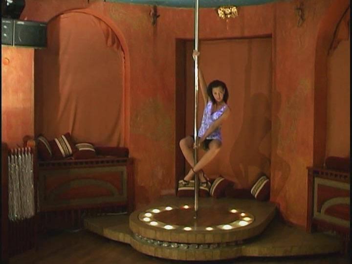 Иллюстрация 1 из 5 для Потанцуем: Роман с пилоном (DVD) | Лабиринт - видео. Источник: Ляпина  Ольга Станиславовна