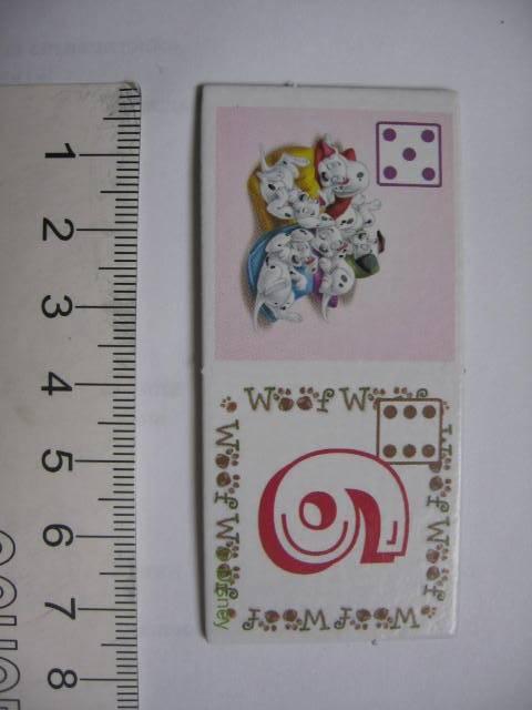 Иллюстрация 1 из 4 для Домино+Puzzle (80104) 101 Далматинец. Цифры | Лабиринт - игрушки. Источник: shvester