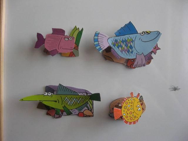 Иллюстрация 1 из 2 для Рыбки | Лабиринт - игрушки. Источник: libe