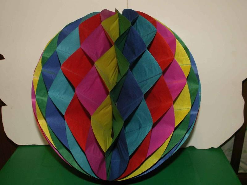 Иллюстрация 1 из 2 для Игрушка объемная С33409 Цветной шар | Лабиринт - игрушки. Источник: Куликов Андрей Николаевич