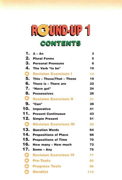 Иллюстрация 1 из 19 для Round-Up Grammar Practice 1 - Virginia Evans | Лабиринт - книги. Источник: Юта