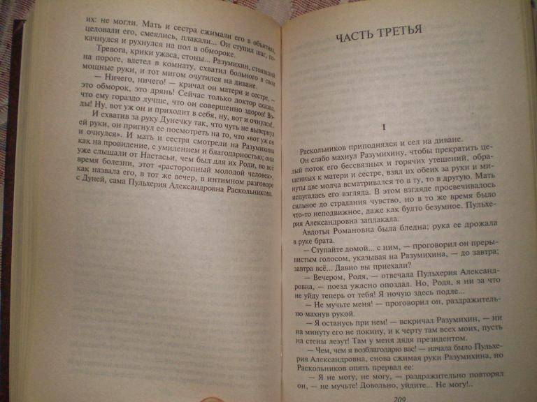 crime and punishment epilogue essay