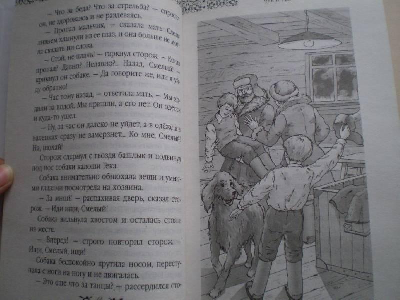 Иллюстрация 1 из 8 для Чук и Гек: Повести и рассказы - Аркадий Гайдар | Лабиринт - книги. Источник: Ирина