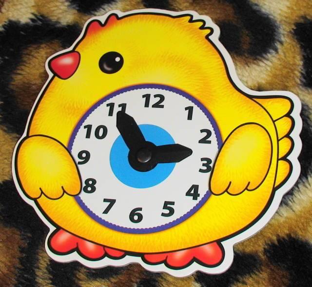 Иллюстрация 1 из 3 для Часики-мини. Цыпленок | Лабиринт - игрушки. Источник: _Елена_