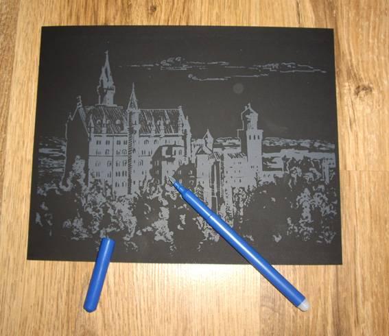 Иллюстрация 1 из 10 для Гравюра: Пейзажи Замок | Лабиринт - игрушки. Источник: OOlga