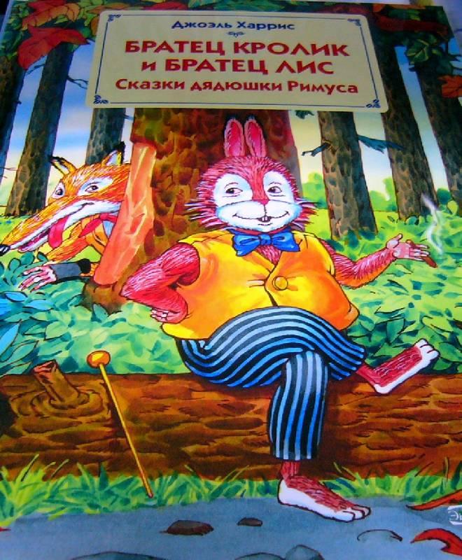 Иллюстрация 1 из 26 для Сказки дядюшки Римуса. Братец Кролик и Братец Лис - Джоэль Харрис | Лабиринт - книги. Источник: Nika