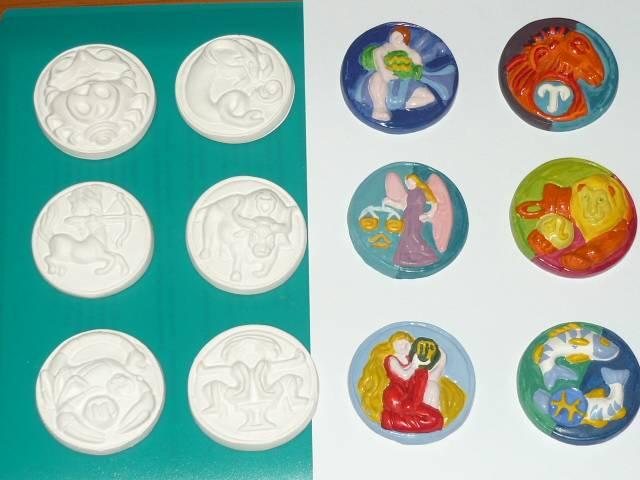 Иллюстрация 1 из 6 для Барельеф: Знаки зодиака | Лабиринт - игрушки. Источник: Ромашка:-)
