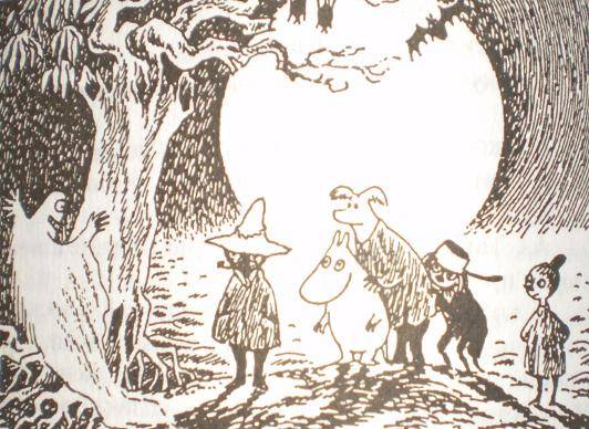 Иллюстрация 1 из 7 для Опасное лето - Туве Янссон | Лабиринт - книги. Источник: Ирина