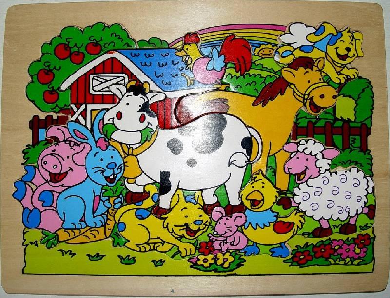 Иллюстрация 1 из 6 для Игра 89402 Что внутри? Домашние животные | Лабиринт - игрушки. Источник: чайник