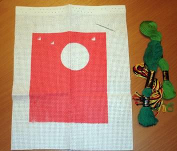 Иллюстрация 1 из 4 для Вышивка: Одуванчики | Лабиринт - игрушки. Источник: Настасья