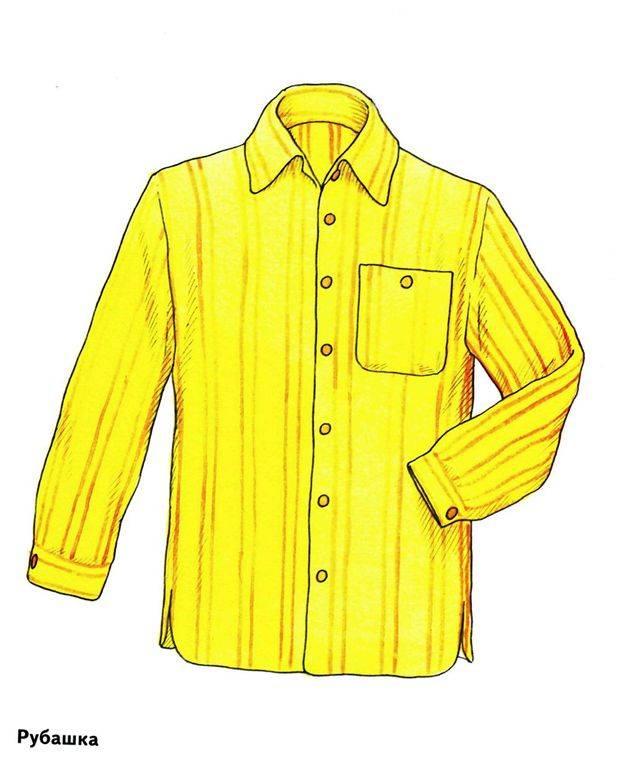 7ce8288287f6 Иллюстрация 8 из 31 для Мужская одежда в картинках. Наглядное пособие для  педагогов, логопедов