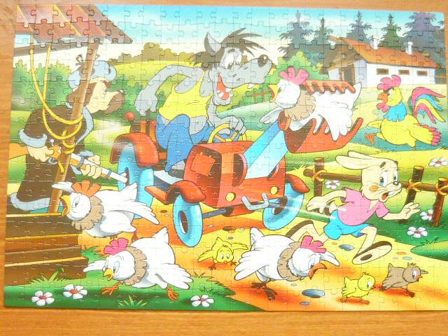 Иллюстрация 1 из 6 для Step Puzzle-360 73010 Ну, погоди!-2 | Лабиринт - игрушки. Источник: Ромашка:-)
