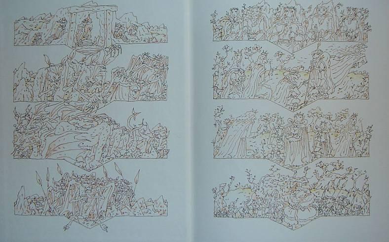 Иллюстрация 1 из 7 для Жизнь и приключения Санта-Клауса - Лаймен Баум | Лабиринт - книги. Источник: Maxima