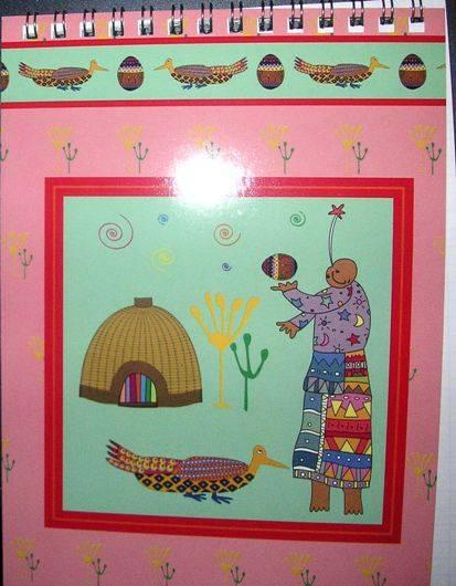 Иллюстрация 1 из 2 для Блокнот 48 листов А5 Сказки Африки (Б480101-10) | Лабиринт - канцтовы. Источник: Rumeur