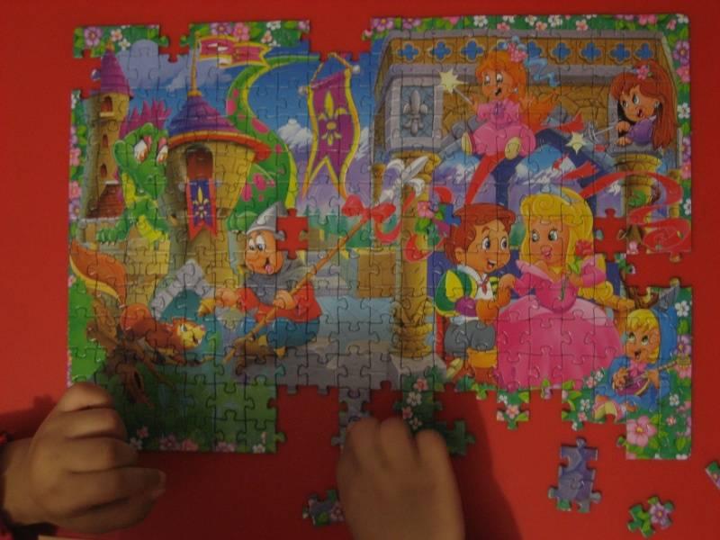 Иллюстрация 1 из 2 для Step Puzzle-260 74042 Спящая красавица | Лабиринт - игрушки. Источник: малышка Мю