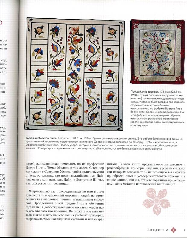 Иллюстрация 1 из 10 для Аппликации из ткани - Дилис Фронкс | Лабиринт - книги. Источник: * Ольга *