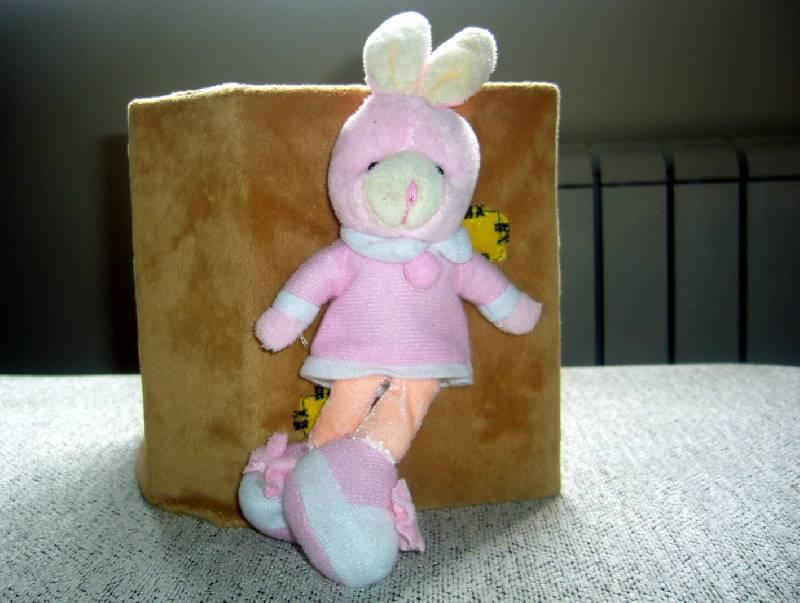 Иллюстрация 1 из 4 для Альбом Fluffy-100R 100фото с кроликом (48)   Лабиринт - сувениры. Источник: Krasota
