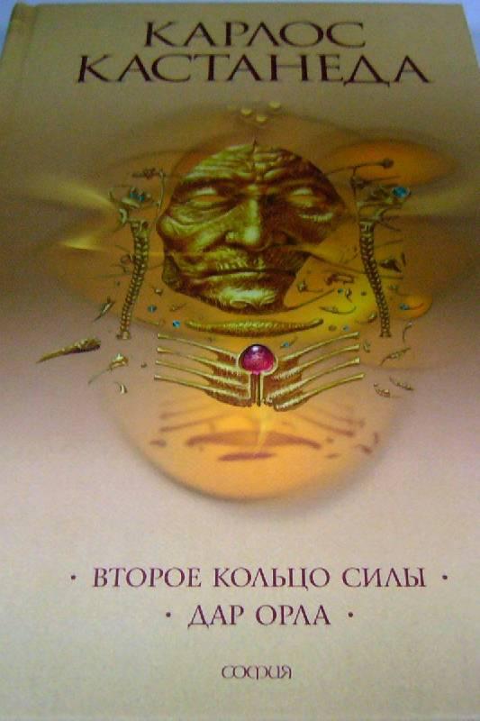 Иллюстрация 1 из 15 для Второе кольцо силы. Дар орла - Карлос Кастанеда | Лабиринт - книги. Источник: Nika