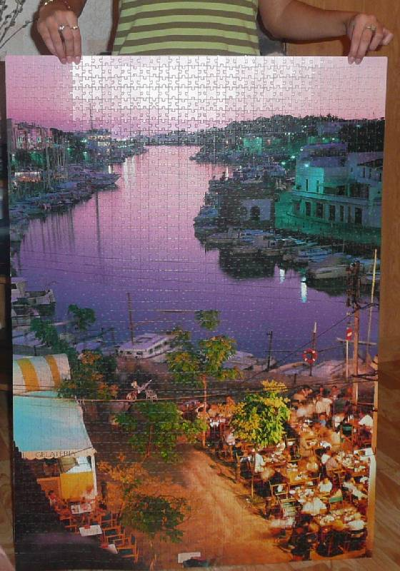 Иллюстрация 1 из 2 для Step Puzzle-2000 Испания. Менорка (84011)   Лабиринт - игрушки. Источник: Наконечная  Оксана Валерьевна