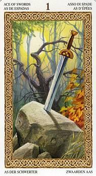 Карты таро ace of swords значение