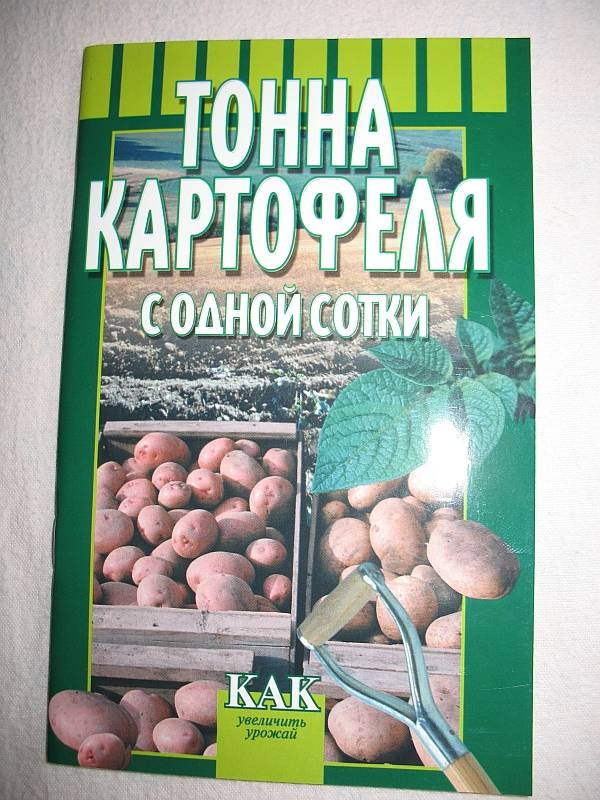 Иллюстрация 1 из 5 для Тонна картофеля с одной сотки - Сергей Дубинин | Лабиринт - книги. Источник: Lublu!