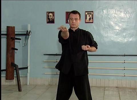 Иллюстрация 1 из 3 для Вин-чун. Форма третья (DVD) | Лабиринт - видео. Источник: Флинкс