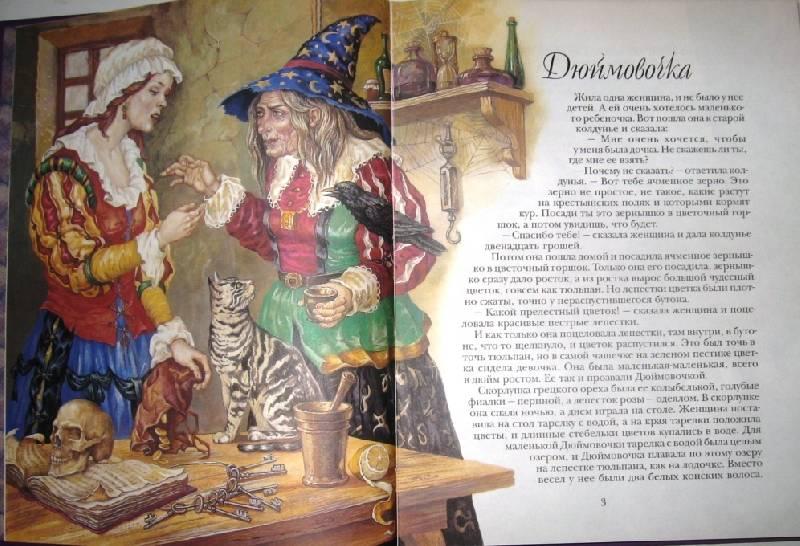 Иллюстрация 1 из 30 для Сказки - Ханс Андерсен | Лабиринт - книги. Источник: Zhanna