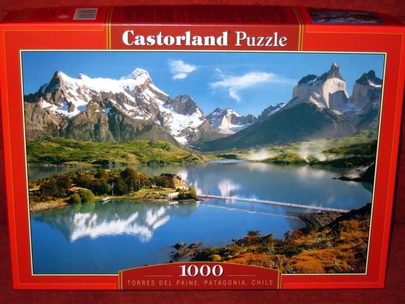 Иллюстрация 1 из 2 для Puzzle-1000.С-101146.Патагония,Чили | Лабиринт - игрушки. Источник: Губяткин  Павел Владимирович