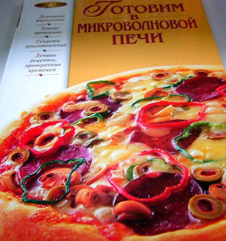 Иллюстрация 1 из 9 для Готовим в микроволновой печи - Ирина Родионова | Лабиринт - книги. Источник: Nika