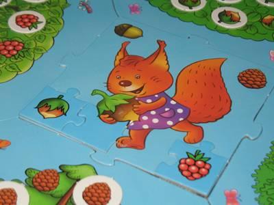 Иллюстрация 1 из 7 для Озорная белка | Лабиринт - игрушки. Источник: Прокудина Ольга