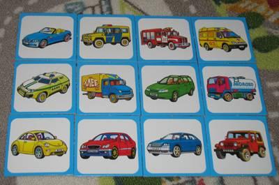 Иллюстрация 1 из 4 для Запоминайка. Машинки. Развиваем память   Лабиринт - игрушки. Источник: Прокудина Ольга