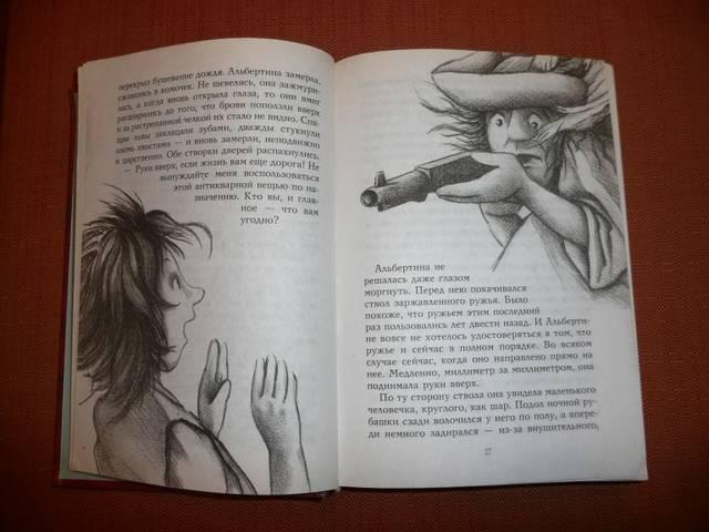 Иллюстрация 1 из 15 для Альбертина и Дом тысячи чудес: Роман - Райфенберг, Штратманн | Лабиринт - книги. Источник: КалинаМалина