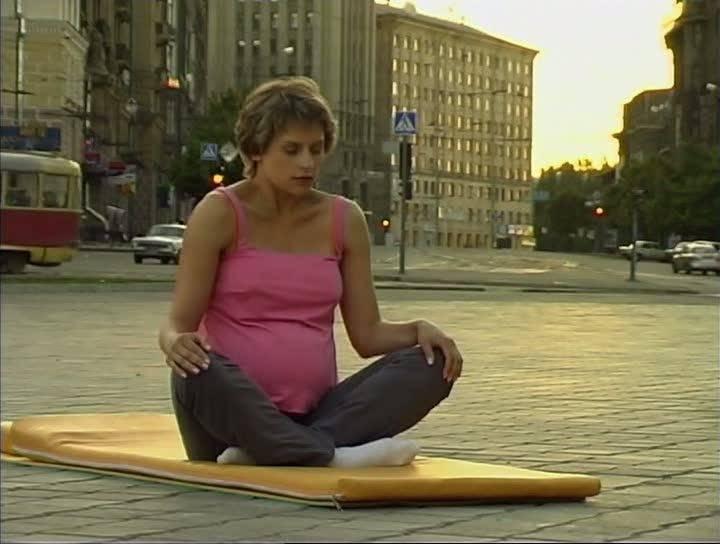 Иллюстрация 1 из 7 для Гимнастика для беременных. Видеопособие для молодых родителей №2 (DVD) - В. Чичкун | Лабиринт - видео. Источник: Флинкс