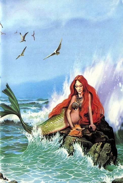 Иллюстрация 1 из 15 для Русалочка: Сказки - Ханс Андерсен | Лабиринт - книги. Источник: * Ольга *