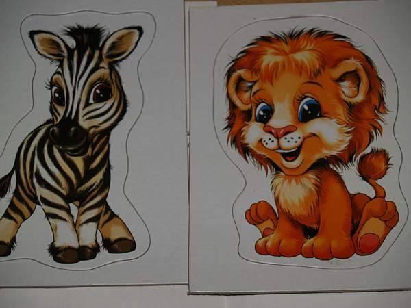 Иллюстрация 1 из 6 для Познаем с рождения: Животные в Африке - Л. Малинина | Лабиринт - игрушки. Источник: Cовушка