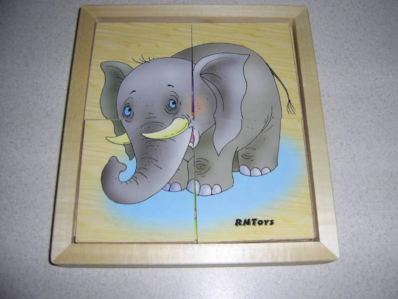 Иллюстрация 1 из 24 для Африканские животные | Лабиринт - игрушки. Источник: Лилианна