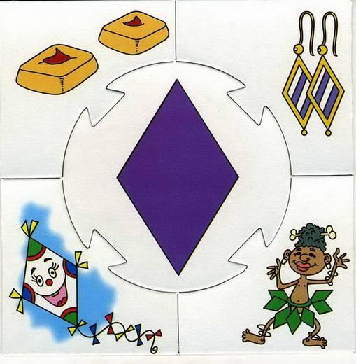 Иллюстрация 1 из 5 для Игра Фигуры (00058)   Лабиринт - игрушки. Источник: Machaon
