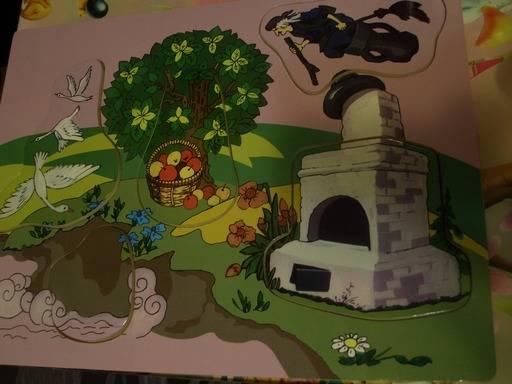 Иллюстрация 1 из 5 для Гуси-лебеди 1 (Баба-Яга) | Лабиринт - игрушки. Источник: Галкина Татьяна