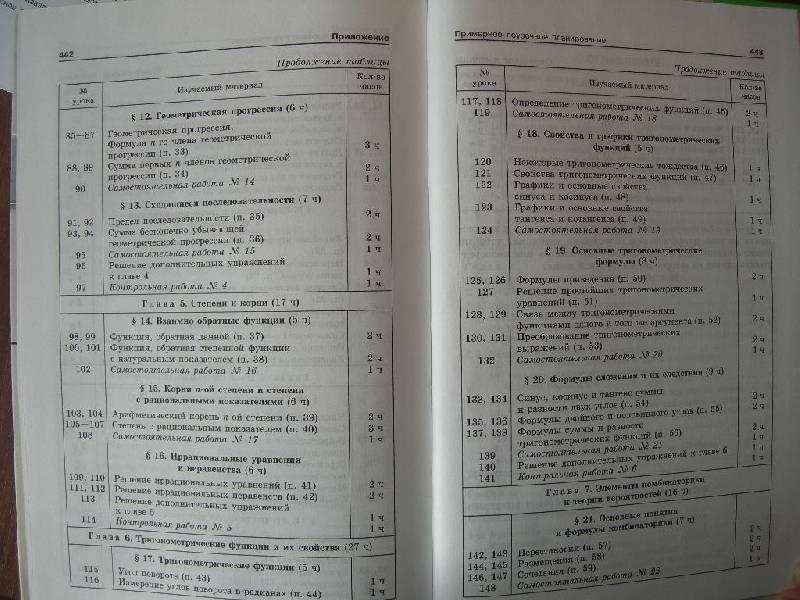 гдз дидактические материалы по алгебра 8 класс феоктистов