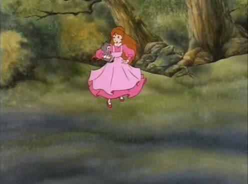 Иллюстрация 1 из 13 для Принцесса и Гоблин +DVD | Лабиринт - книги. Источник: Флинкс