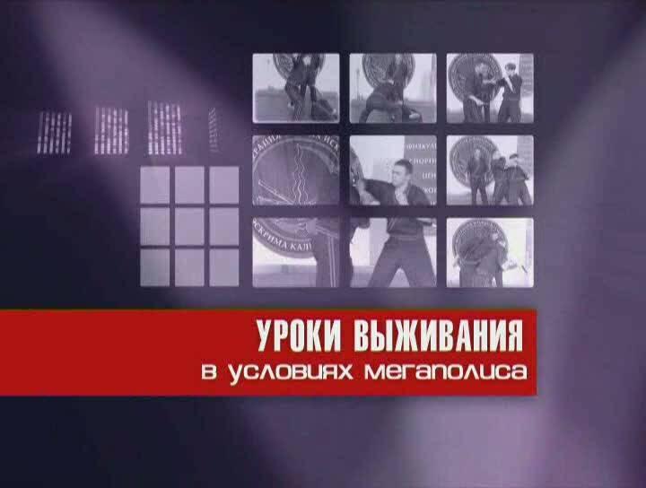 Иллюстрация 1 из 4 для Уроки выживания в условиях мегаполиса (DVD) - Григорий Хвалынский | Лабиринт - видео. Источник: Флинкс