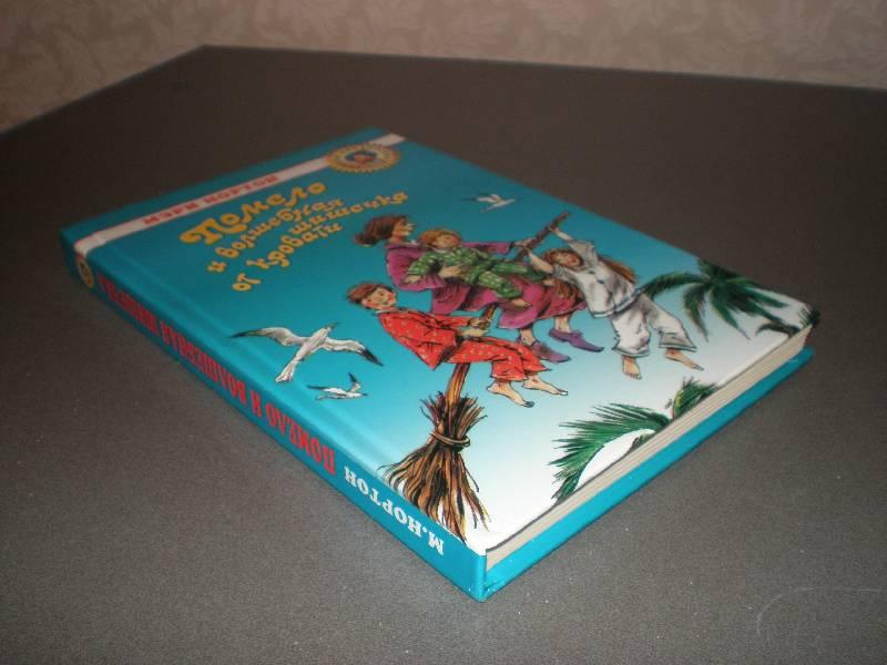 Иллюстрация 1 из 11 для Помело и волшебная шишечка от кровати: Сказочная повесть - Мэри Нортон | Лабиринт - книги. Источник: Гостья