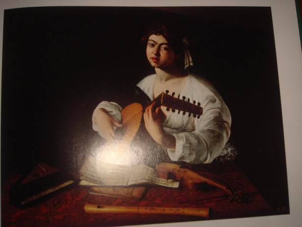 Иллюстрация 1 из 18 для Караваджо - Елена Федотова | Лабиринт - книги. Источник: lettrice