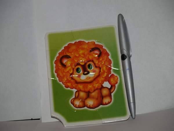 Иллюстрация 1 из 9 для Мягкий пазл. Зверята (01840) | Лабиринт - игрушки. Источник: Cовушка