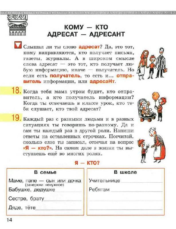 риторика ладыженская класс найти готовые задания 4 домашние