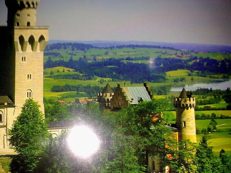 Иллюстрация 1 из 2 для Календарь 2010 Пейзаж с замком (14911) | Лабиринт - сувениры. Источник: Лебедева  Марина Владимировна