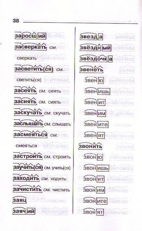 Примеры Разбора Слов По Составу