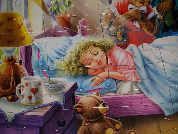 Иллюстрация 1 из 9 для Puzzle-25. Три медведя (В-25084) | Лабиринт - игрушки. Источник: Cовушка