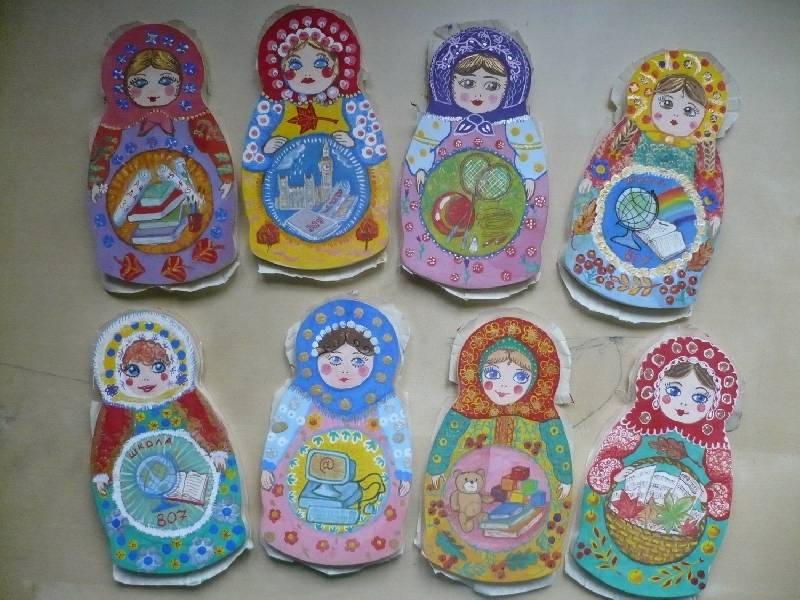 Иллюстрация 1 из 3 для Дощечка под роспись: Матрешка (Д-337) | Лабиринт - игрушки. Источник: Наталия Ц